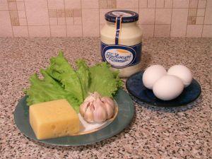 Фаршированные яйца Крысята. Ингредиенты